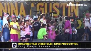 Live Music Nina Agustin Di Desa Nunuk Lelea Indramayu Bagian Siang