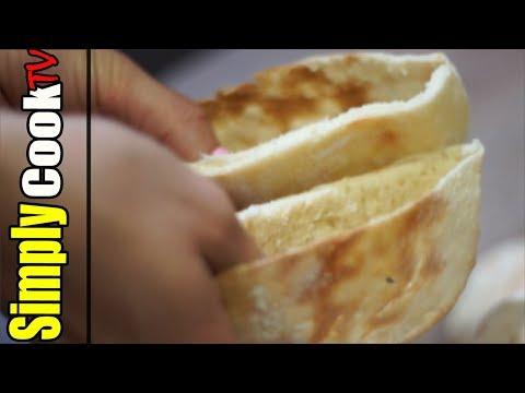 ГОТОВЛЮ КАЖДЫЙ ДЕНЬ И СОВСЕМ НЕ НАДОЕДАЕТ! ПИТА - арабская лепешка рецепт от Simply Cook TV