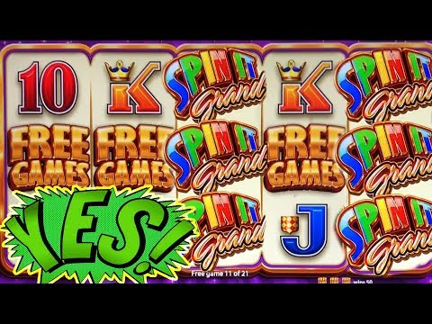SPIN ME A GRAND JACKPOT ★ SPIN IT GRAND BONUS & LIVE PLAY