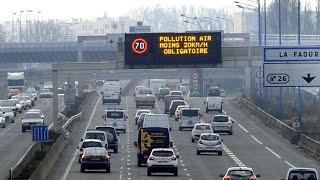 Il faudra bientôt une vignette pour circuler les jours de pic de pollution à Toulouse