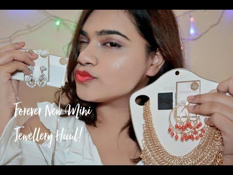 Forever New Jewellery Haul!