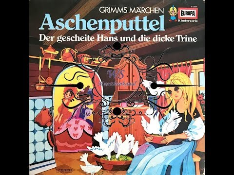 Der gescheite Hans und die dicke Trine - Märchen Hörspiel - EUROPA
