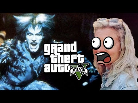 Stuffed Animals – GTA 5 Funny Moments