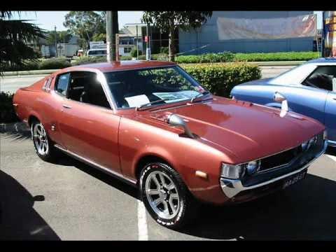 Toyota Celica 1977 Youtube