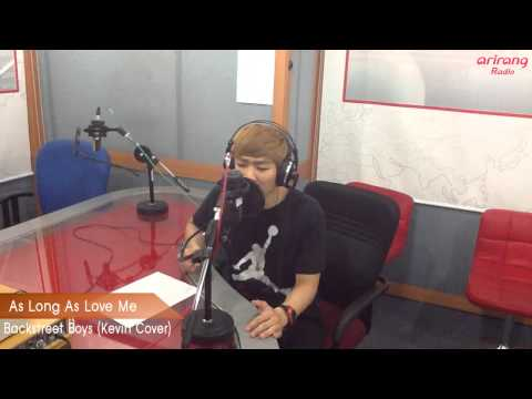[Hot Beat] Kevin - As Long As Love Me (cover)