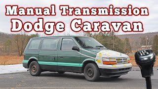 1994 Dodge Caravan 5MT: Regular Car Reviews