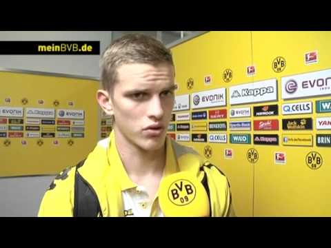 BVB - Hertha BSC: Interview mit Sven Bender