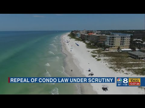'Needs to be law': Former Florida lawmaker wants new building requirements after Surfside collapse