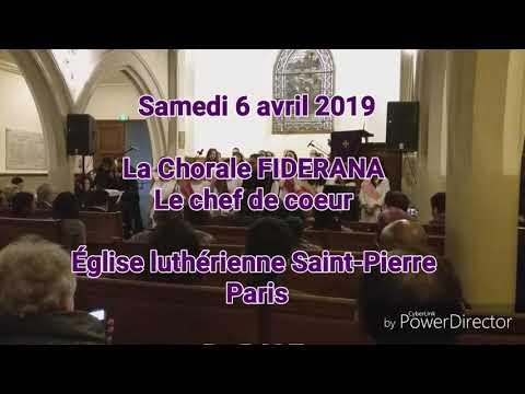 La Chorale FIDERANA