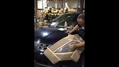 BG 876 Quick Cure Headlight Restoration  Instructional Video
