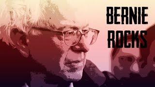 Feel The Bern - Because Bernie Rocks!