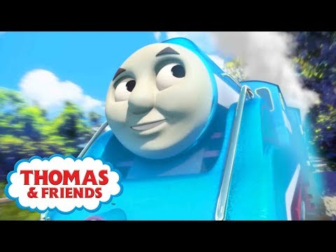 Streamlining 🎵Thomas & Friends UK Song 🎵Songs For Children 🎵 Sing-a-long 🎵