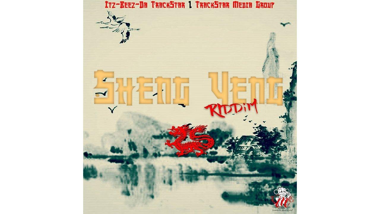 Sheng Yeng Riddim | Dancehall Riddim | Dancehall Instrumental 2018 |  Shensea x Macka Diamond x RDX