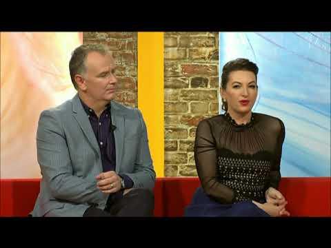 Valerie & Brian Cox Interview