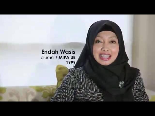 Inspirasi Alumni Universitas Brawijaya - Endah Wasis (Mat 99)