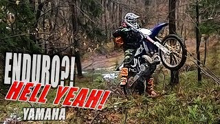 STOLEN MONEY BOUGHT TH S B KE   YAMAHA YZ 250   COMMENTARY