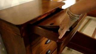 Amish Bedroom Furniture Versailles Night Stand