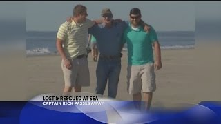 Fisherman who rescued  two Lowcountry teens lost at sea ten years ago dies