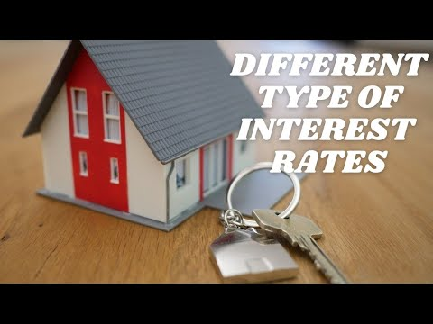 What you should understand when it comes to interest rates! || Different type of interest rates