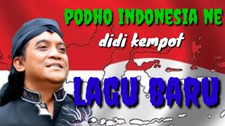 Download Lagu #didikempot#podhoindonesiane#lirik                           PODHO INDONESIA NE _ DIDI KEMPOT(LIRIK) mp3