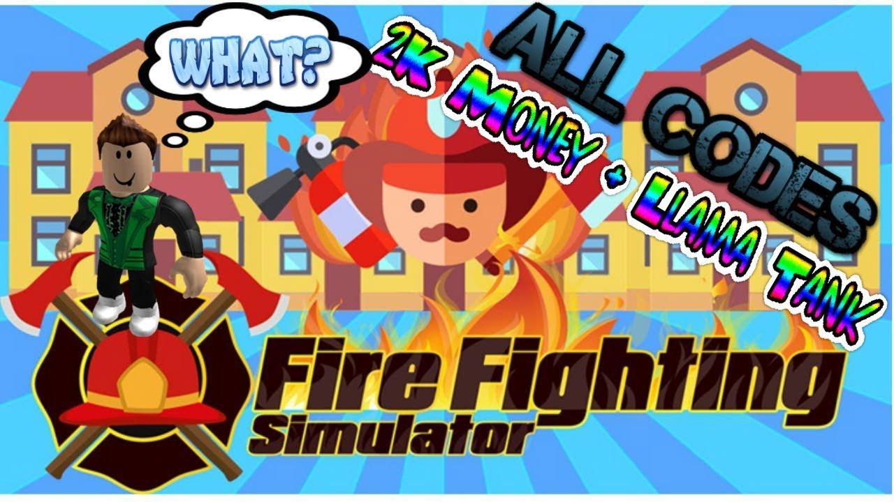 Badges Fire Fighting Simulator All Codes Youtube - fire fighting simulator codes roblox wiki