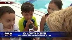 Mermaid found in new Scottsdale pool