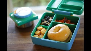 3 MORE Lunchbox Ideas Featuring Leftovers!