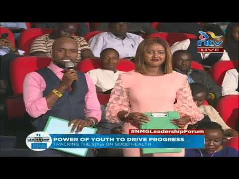 Nation Leadership Forum: Power of youth to drive progress