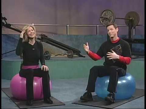 """Christian Fitness TV - #11 - """"Exercise Ball"""""""