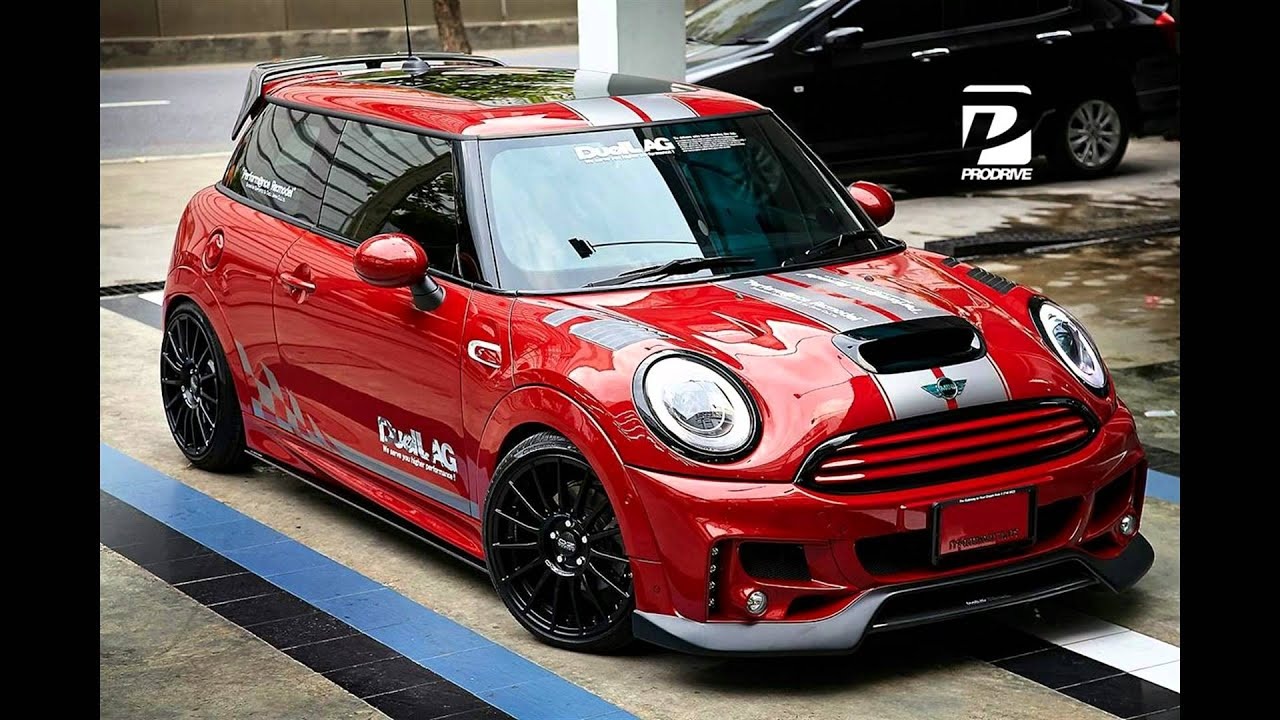 dia show tuning prodrive mini cooper s mit duell ag. Black Bedroom Furniture Sets. Home Design Ideas