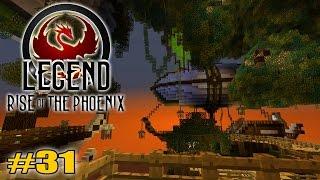 Diese Folge wurde aufgefressen :/ !: Minecraft Legend #31 - Rise of the Phoenix