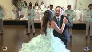 Liliana's Dance With Dad Xv (vals Con Papa) Uhd