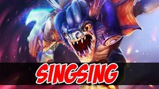 SingSing Plays Slark - Dota 2