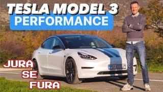 Kompjuter s kotačima - Tesla Model 3 Performance - JSF