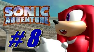 Sonic Adventure 1 Let's Play [8/X] (Sonic Month) [60FPS]