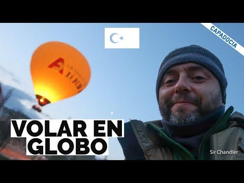 Vuelo en globo - Capadocia - Turquía