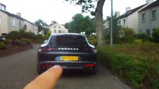 Enzo Knol zie ik en in zijn auto geweest. SUPPPPEEERRR!!!!!