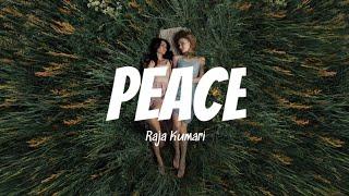 Gambar cover Raja Kumari - Peace (Lyrics)