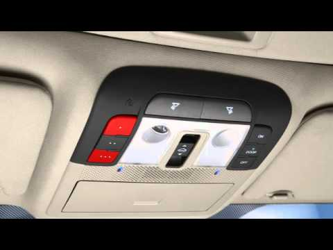 Acura TL HomeLink And Overhead Controls Tutorial YouTube - Acura home link