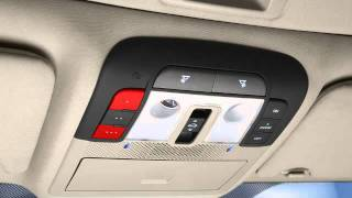 2012 - 2009 Acura TL HomeLink And Overhead Controls Tutorial