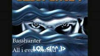 Basshunter - All I ever wanted (ultra DJ´s mix)