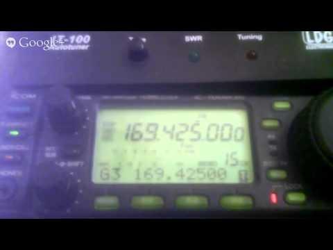 radio HF-VHF-UHF LIVE in JN06jo