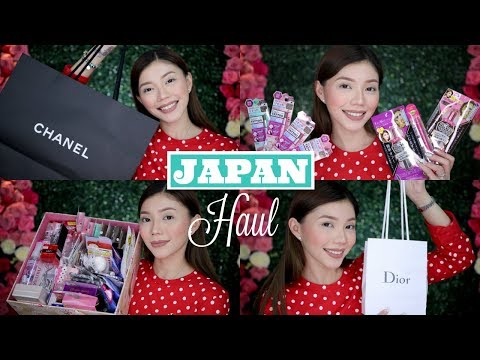 JAPAN 2017 HAUL | Giveaway! | Peevee Dela Rosa