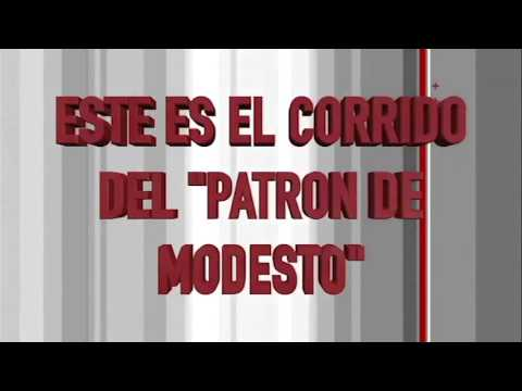 EL PATRON DE MODESTO/ DOBLE SENTIDO