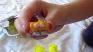 Trash Pack Series 5 Unbox (Grotty Lamb Chop/ Squashed Maggot)