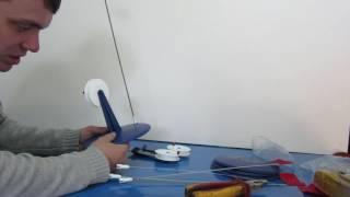 Зимняя жерлица!изготовление зимней жерлицы,как сделать жерлицу своими руками.Зимняя рыбалка!Жерлица