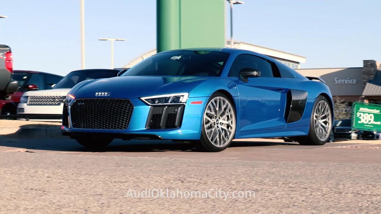 Audi R V Plus Test Drive At Audi Oklahoma City YouTube - Audi okc