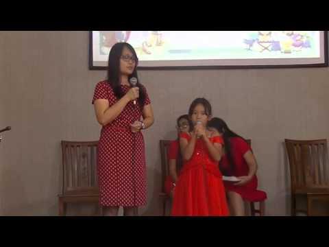 Apta Jerusalem  Children Talent   Ruth