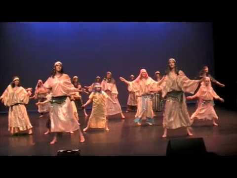 "danse orientale 7 voiles rouen ""darieh"" spectace juin2008"