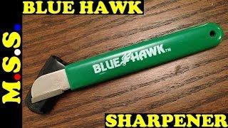 BlueHawk Carbide Tool Sharpener Ferro Rod Striker. Is it better than the Corona?